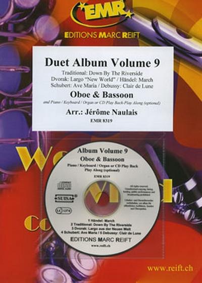 Duet Album Vol.9 + Cd (5)