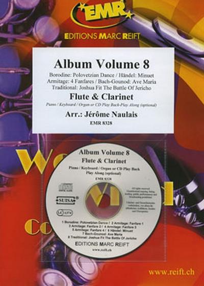 Album Vol.8 + Cd (5)