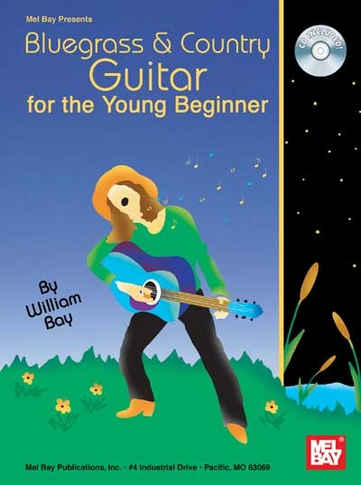 Bluegrass And Country Guitar For The Young Beginner