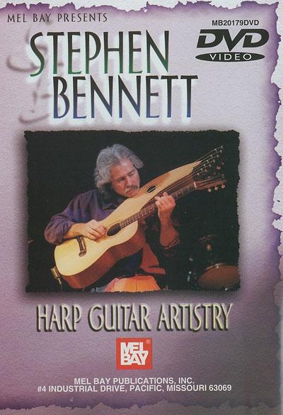 Stephen Bennett - Harp Guitar Artistry