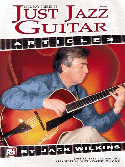 Just Jazz Guitar Articles