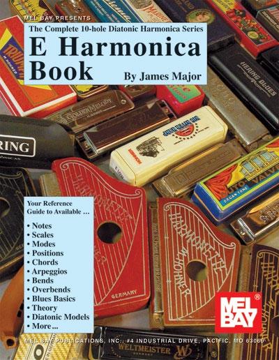 Complete 10 - Hole Diatonic Harmonica Series : E