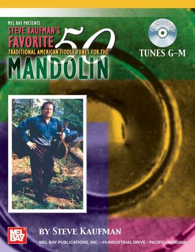 Favorite 50 Mandolin Tunes G-M