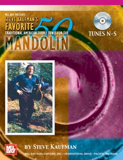 Favorite 50 Mandolin Tunes N-S