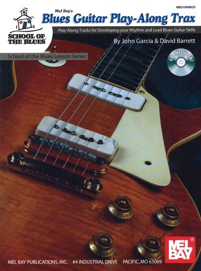 Blues Guitar Play Along Trax