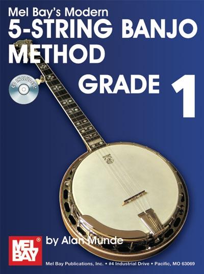 Modern 5 - String Banjo Method Grade 1