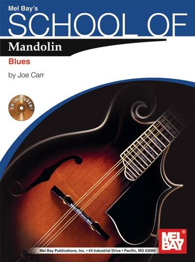 School Of Mandolin : Blues