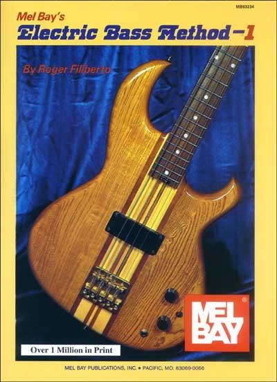 Electric Bass Method Vol.1