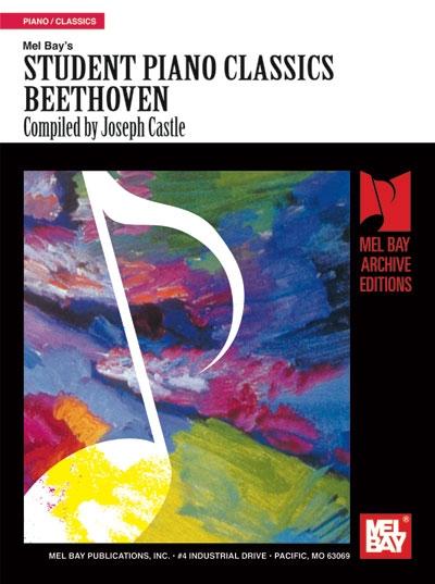 Student Piano Classics-Beethoven