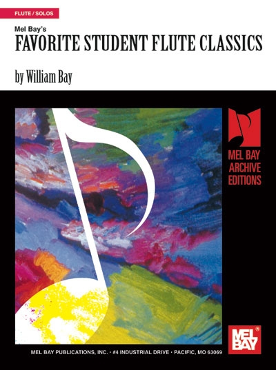 Favorite Student Flûte Classics