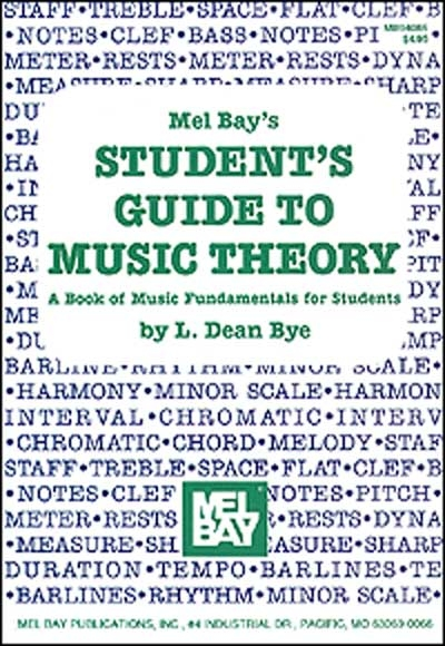 Student's Guide To Music Theory