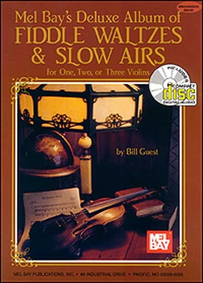 Deluxe Album Of Fiddle Waltzes And Slow Airs