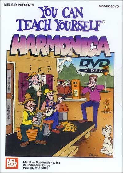 You Can Teach Yourself Harmonica