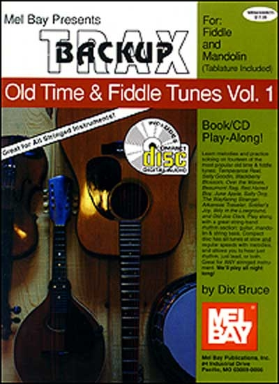 Backup Trax - Old Time And Fiddle Tunes