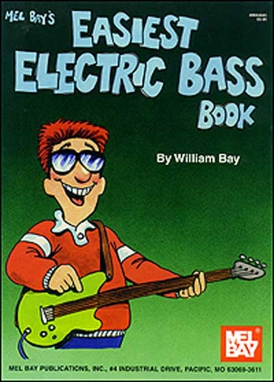 Easiest Electric Bass Book