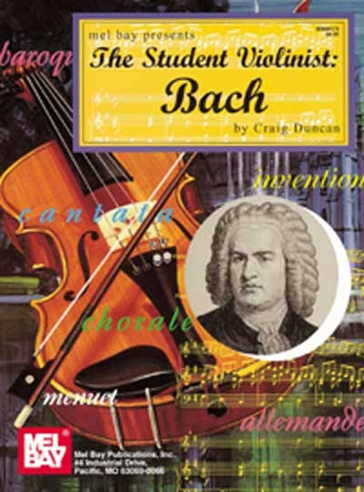Student Violinist: Bach, The