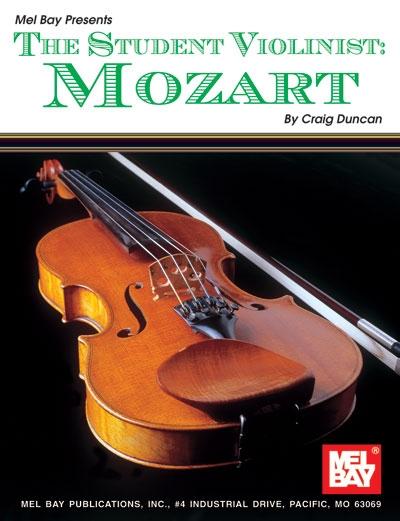 Student Violinist: Mozart, The