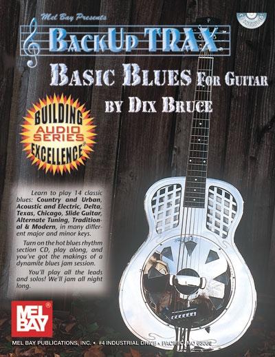 Backup Trax : Basic Blues