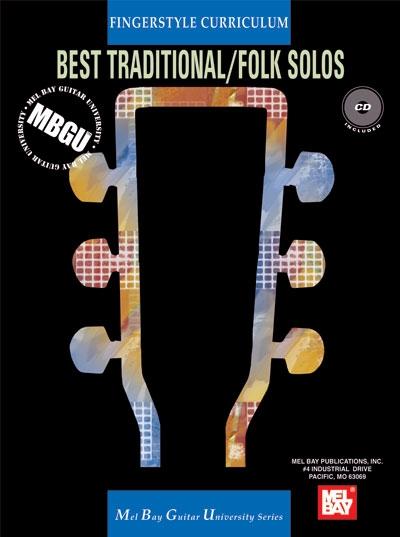 Mbgu Fingerstyle Curriculum : Best Traditional Folk Solos