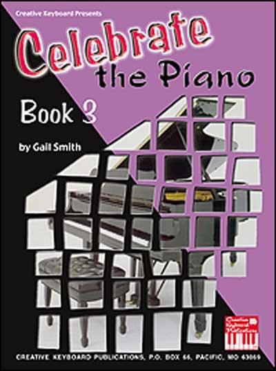 Celebrate The Piano Book 3