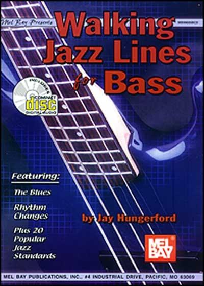 Walking Jazz Lines