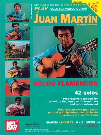 Play Solo Flamenco Guitar Vol.1