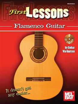 First Lessons : Flamenco Guitar - Book Set