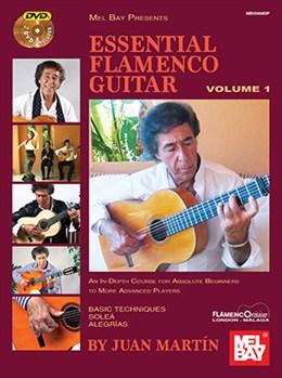 Essential Flamenco Guitar - Vol.1 - 2 Dvds