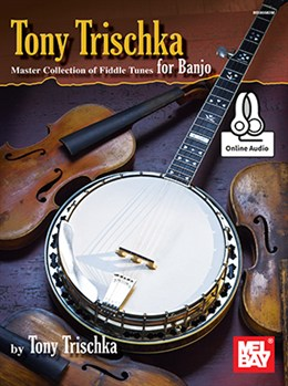 Master Collection Of Fiddle Tunes - Book - Online Audio
