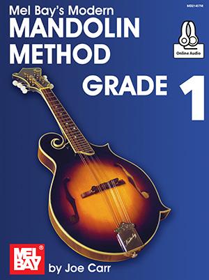 Modern Mandolin Method: Grade 1