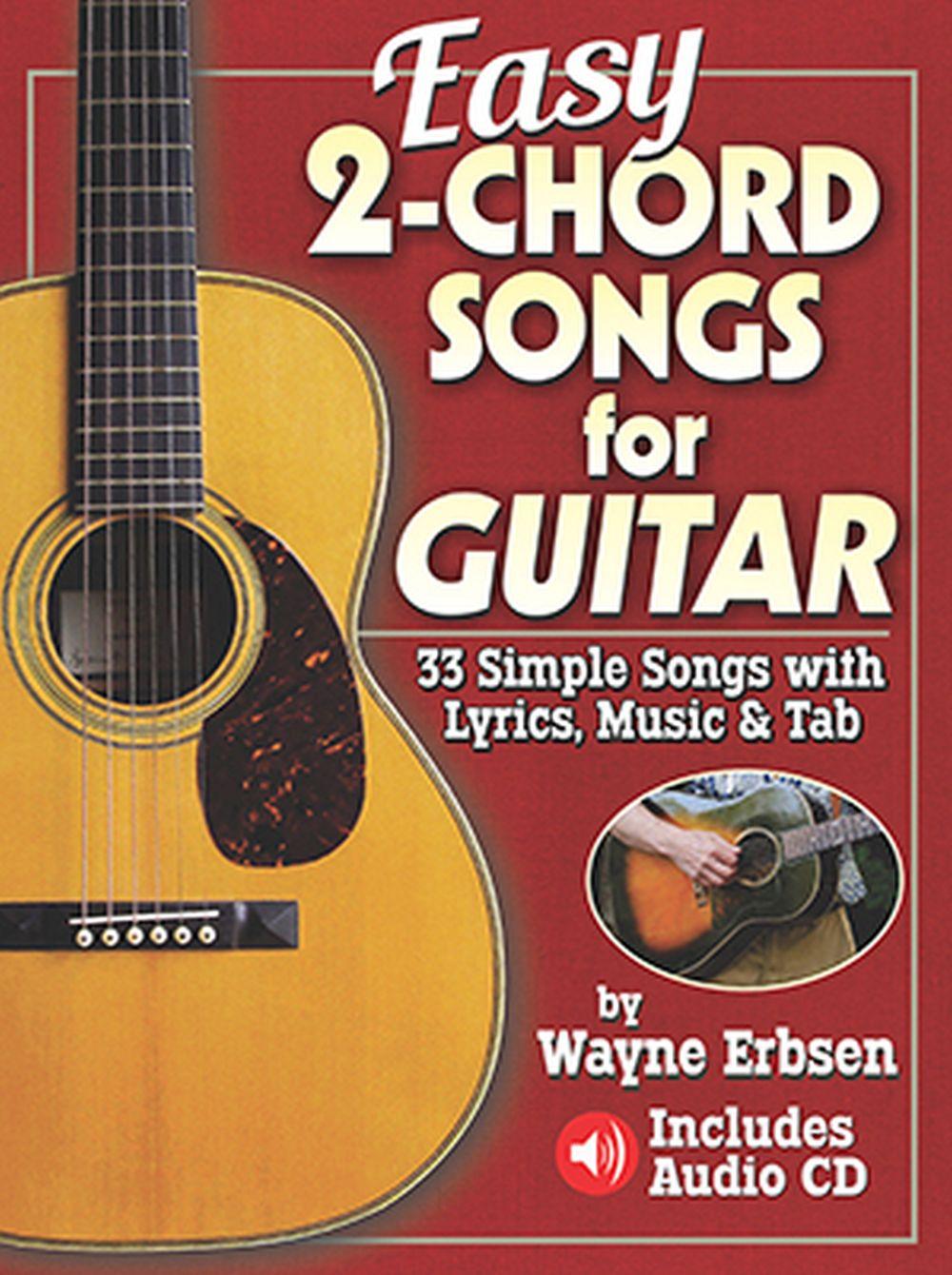 Easy 2-Chord Songs For Guitar