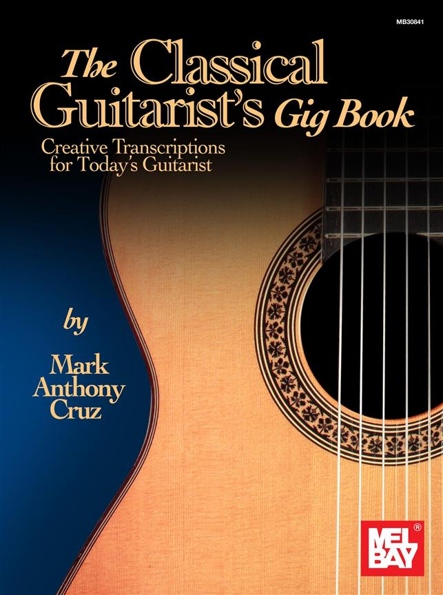 The Classical Guitarist's Gig Book