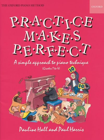 Practice Makes Perfect: Piano