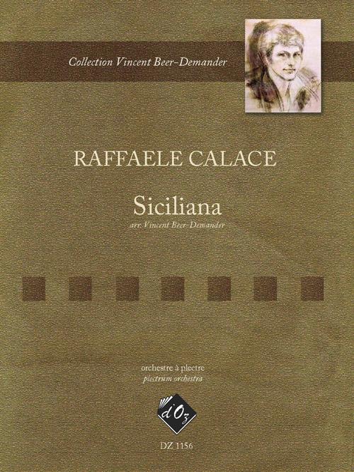 Siciliana, Op. 78