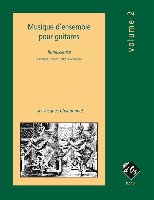 Musique D'Ensemble Pour Guitares, Vol.2