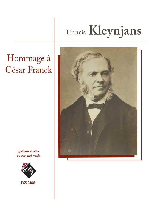 Hommage A César Franck