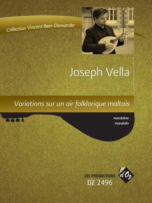 Variations Sur Un Air Folklorique Maltais
