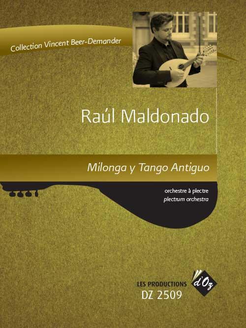 Milonga Y Tango Antiguo