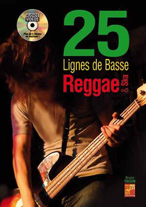 25 Lignes De Basse Reggae Et Ska