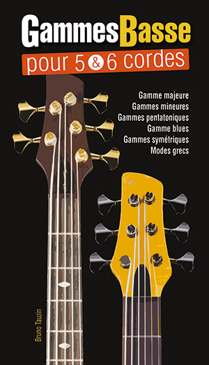 Gammes Basse Pour 5 And 6 Cordes