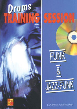 Drums Training Session - Funk And Jazz - Funk