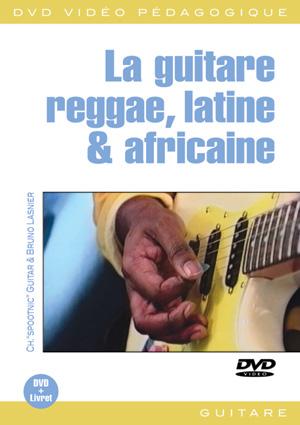 La Guitare Reggae, Latine And Africaine