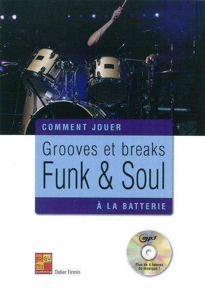 Grooves Et Breaks Funk And Soul