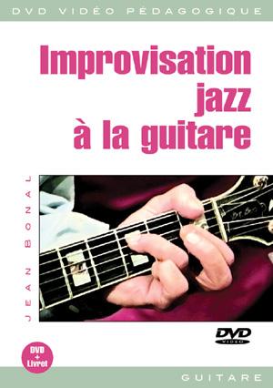 Improvisation Jazz A La Guitare