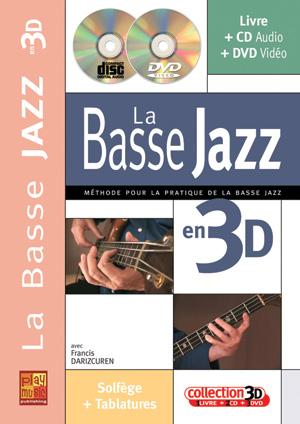 La Basse Jazz En 3D