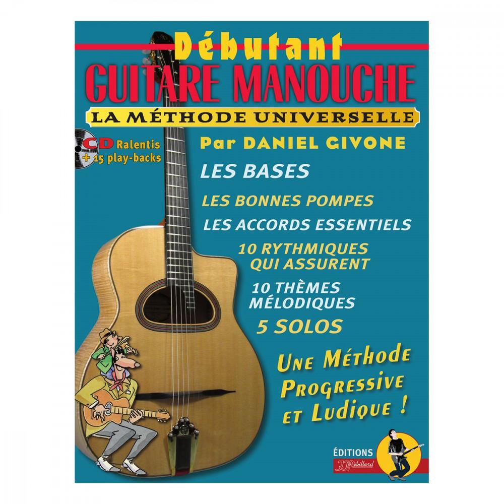 Débutant Guitare Manouche