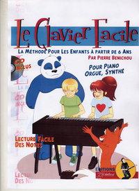 Clavier Facile Méthode Pour Enfants Rebillard