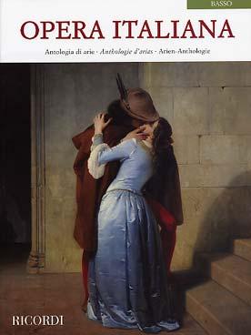 Opera Italiana - Basse : 40 Arias