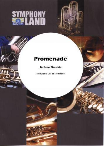 Promenade (Trompette, Cor, Trombone)