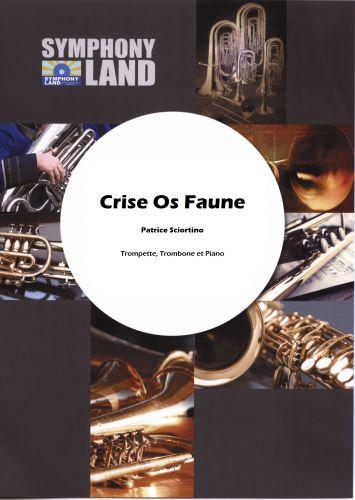 Crise Os Faune (Trompette, Trombone Et Piano)